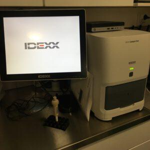 Idexx lab